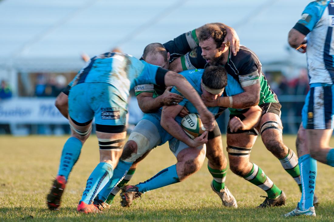 Nottingham Rugby Club - Matt Everard
